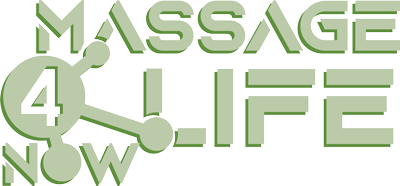 Massage 4 Life Now Logo